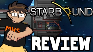Starbound Review (Five Turnips)