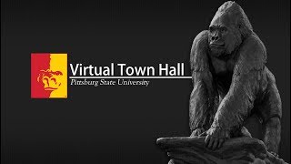Virtual Town Hall (Mar. 9th) - Pittsburg State University