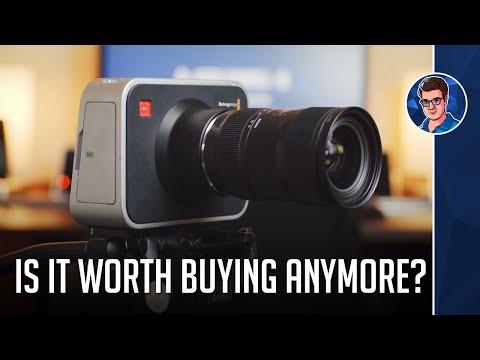 Is the Blackmagic Cinema Camera still worth buying? 📷