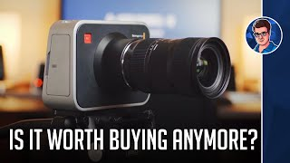 Is the Blackmagic Cinema Camera still worth buying?