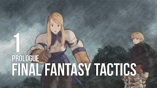 Final Fantasy Tactics: War of the Lions pt 1 - Let