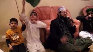 noor wale mustafa aagayay chagayay hafiz tahir qadri 2013 my house mehfil hd
