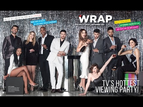 TheWrap Magazine Fall TV Issue Cover Shoot Exclusive Behind the Scenes
