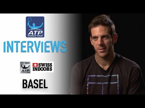 Del Potro Looking For Third Basel 2017 Title