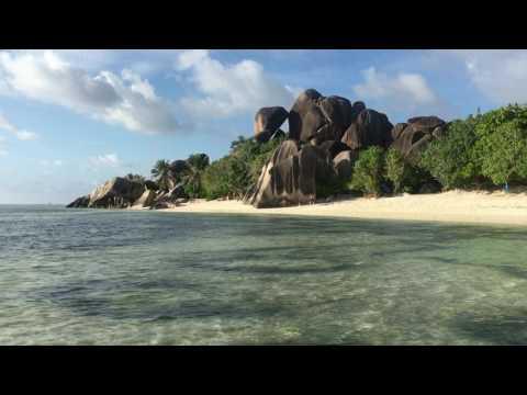 Bacardi beach - Anse Source D'Argent - La Digue