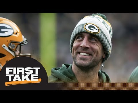 First Take reacts to Aaron Rodgers: 'I'm not coming back to save this team' | First Take | ESPN
