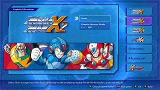 Mega Man X Collection [Steam] - Slow Experience