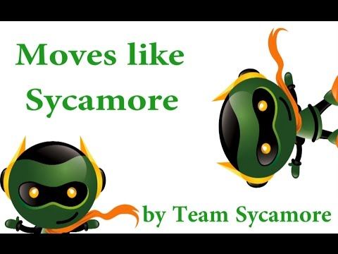Moves Like Sycamore - FRC Team Sycamore 5614 | FIRST Parody 2016