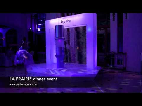 Modern Dance Fusion Glow Performance@La Prairie Product Launch