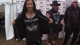 GBHBL Whiplash: Bloodstock 2018 Interviews: Dead Before Mourning