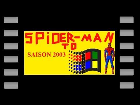 Let's play Le Studio d'animation de Spider-Man - Partie 2 - Mes VIEUX dessins animés