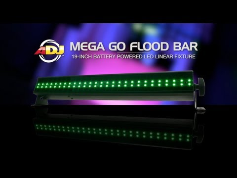 ADJ Mega Go Flood Bar