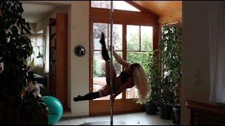 Vid17: No Upside Down Spinning Practice | JoeyJuicyFruit