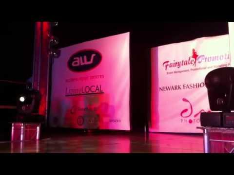 Newark fashion show