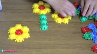 Обзор игрушки Мозаика-пазлы