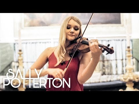 Sally Potterton Violinist/Electric Violinist - Background Showreel (Classical and Pop Chill-Out)