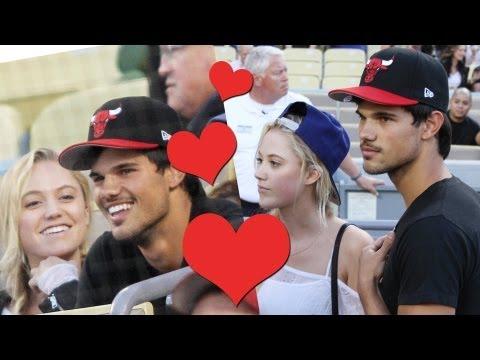 taylor lautner dating ex girlfriend