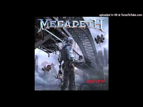 Megadeth-Bullet To The Brain