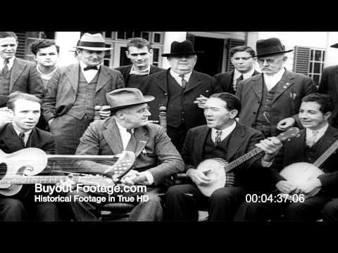 HD Stock Footage - F.D.R. Volume 5