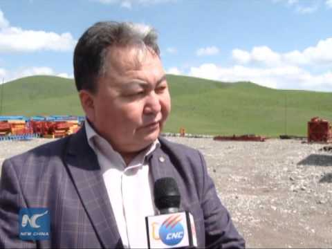 Chinese company helps Kyrgyz oil and gas development