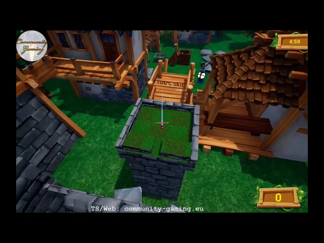 Golf-It: Endlich Gute Runden | Folge #005 | Let's Play Mini-Games