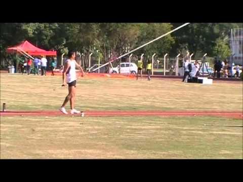 Henrique Martins - Salto com Vara - 4,80m