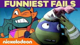 TMNT Funniest Fail Moments! 😂 #FunniestFridayEver