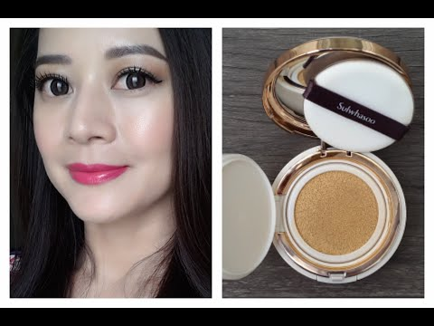 Sulwhasoo Evenfair Perfecting Cushion First Impression/review