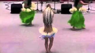 Ballet Polinesio de Lourdes Rodríguez - Tahiti Fete Hilo, Hawaii 2008