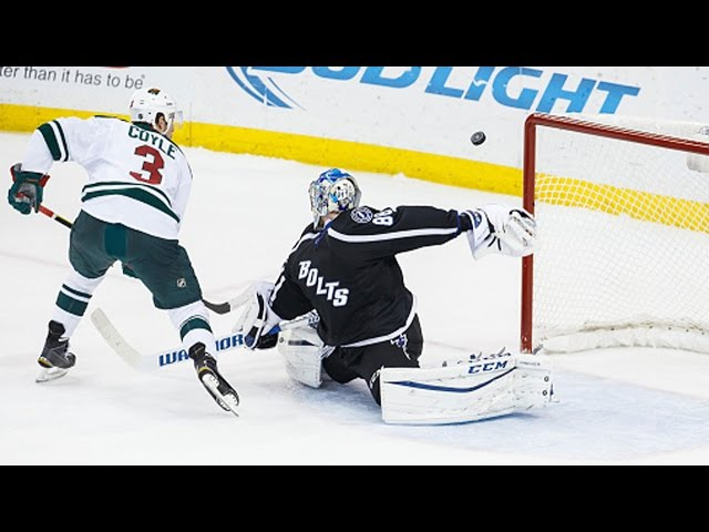Shootout: Wild vs Lightning