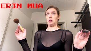 im a makeup artist now *tutorial* (vlog 4)