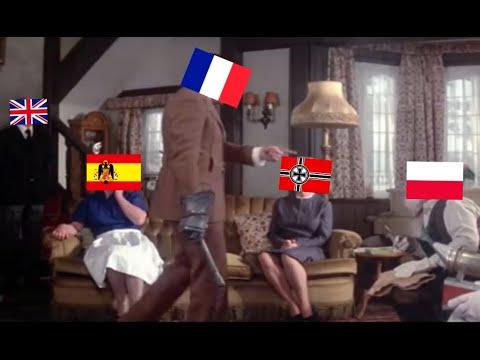 [HOI4] How it Feels Like to Play Democratic France