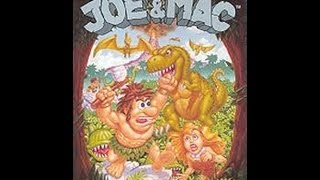 Joe & Mac: Caveman Ninja (Nintendo Entertainment System)