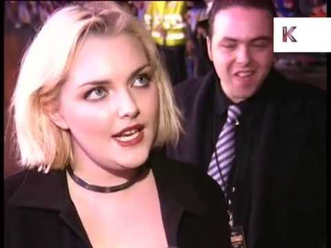 1990s Sophie Dahl on her favourite Disney Character, Archive Footage