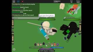 ROBLOX | What does Yin-Yang Sword do? | Showcase | Shinobi Life