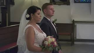 Filmy ślubne - Czołówka filmu z wesela
