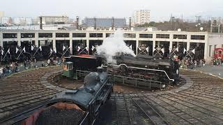 SLスチーム号@京都鉄道博物館