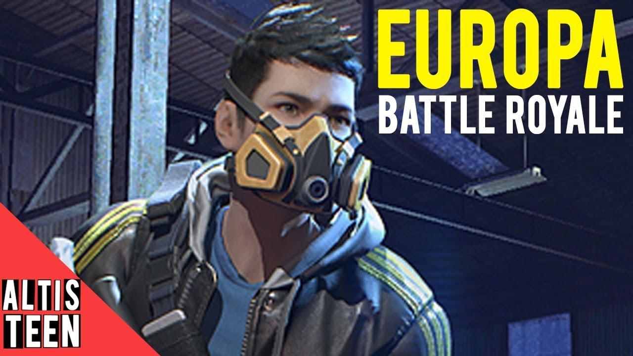 Europa Battle Royal