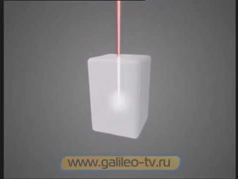 Объёмная лазерная гравировка внутри стекла