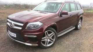 2013 Mercedes GL 350 CDI walkaround