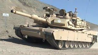 В США рассекретили подробную информацию о новой версии танка «Абрамс»