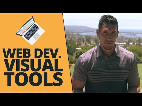 Web Development Visual Tools: Solid Or Cheating?