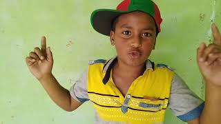 ছোট বাচ্চার ভয়ংকর রেপ গান | The terrible rap song of a young child | Update News