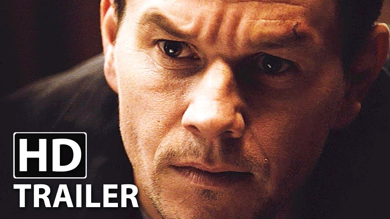 Broken City Trailer