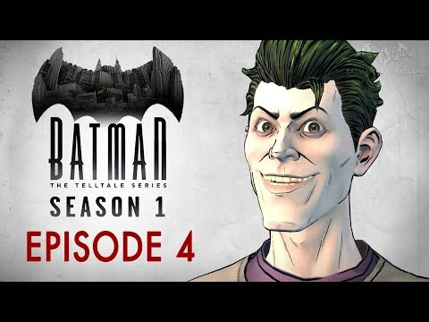 Batman: The Telltale Series - Episode 4 - Guardian of Gotham (Full Episode)