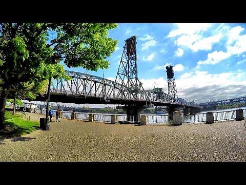 Tom McCall Waterfront Park, Portland, Oregon
