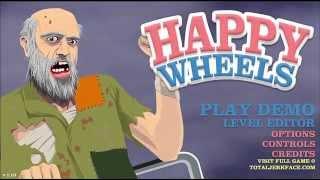 【実況】 セグウェイに乗ったら体が破裂した part1 【HAPPY WHEELS】 thumbnail
