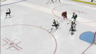 NHL 09 Teaser
