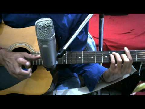 SAJNI - JAL THE BAND - SIMPLE COMPLETE GUITAR COVER LESSON CHORDS EASY VERSION