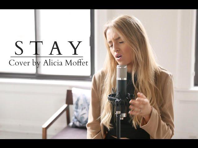 Zedd, Alessia Cara - Stay || Cover by Alicia Moffet